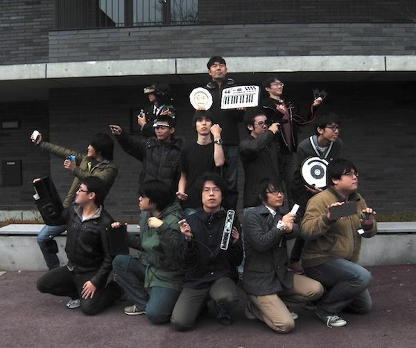 平#研メンバー集合写真2012