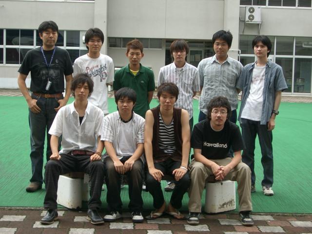 2005年度メンバー