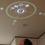 スマート天井通知システム